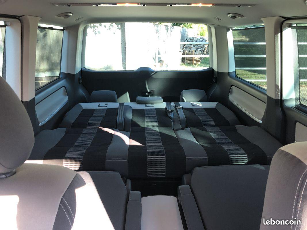VW T5 MULTIVAN 2.5TDI 131ch avec chauffage WEBASTO